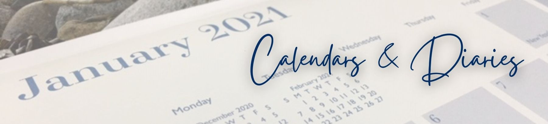 2021 Calendars and Diaries