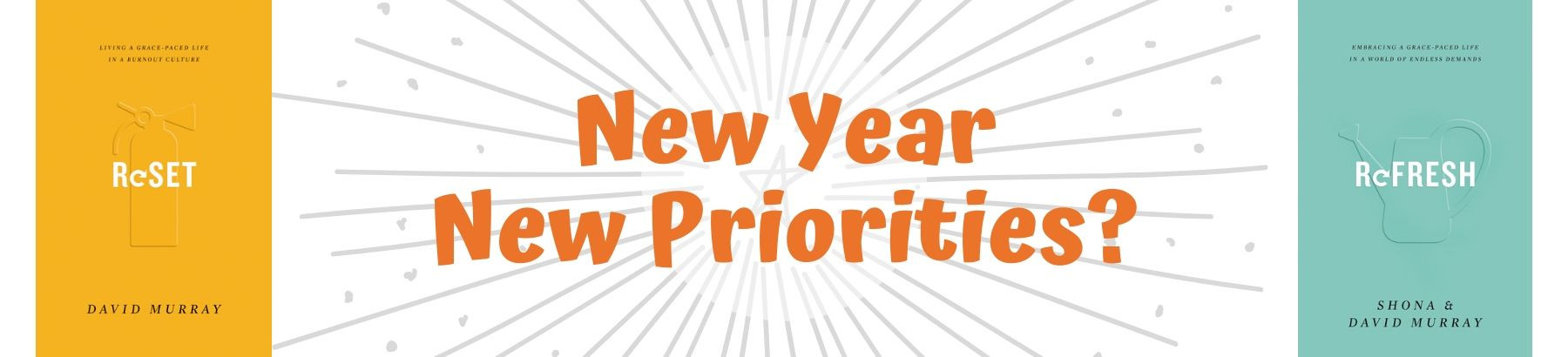 Are you eager to change your priorities for this new year?