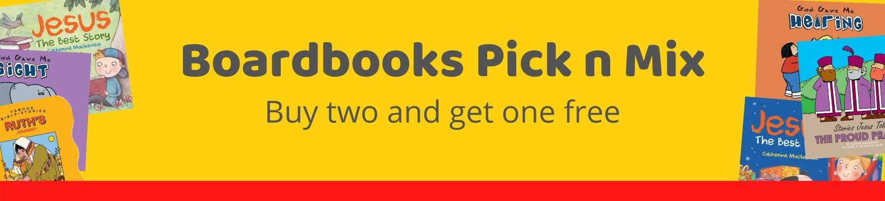 3 for 2 on selected boardbooks