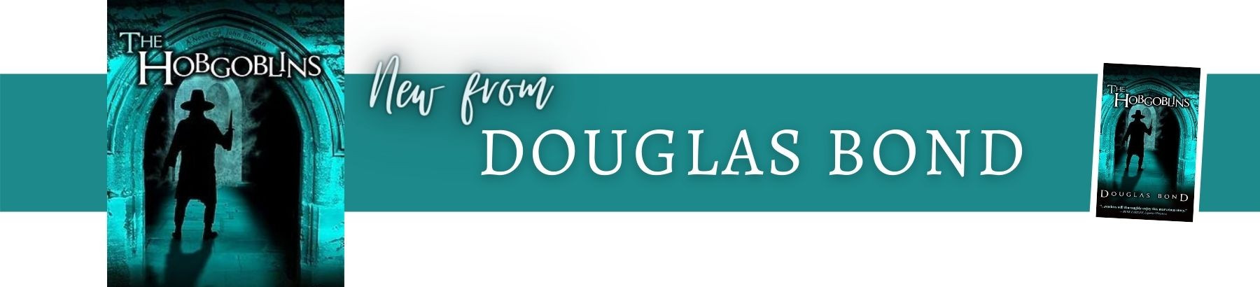 New book from Douglas Bond