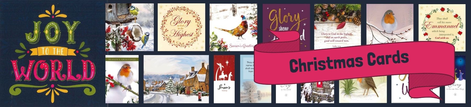 Christmas Cards in stock