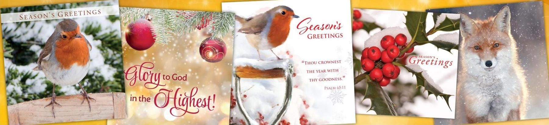 Find your Christmas Cards here...
